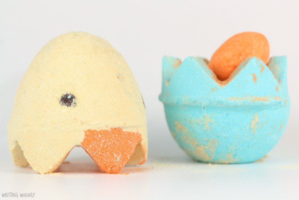 Lush Chick 'N' Mix Bath Bomb 2